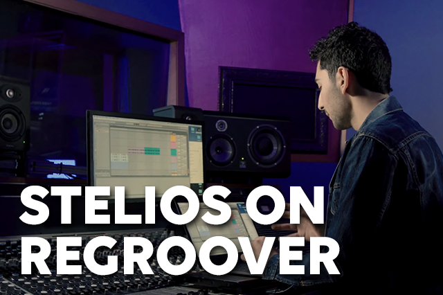 How Stelios uses Regroover for Beats