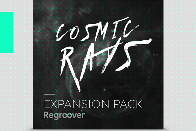Regroover Expansion Pack: COSMIC RAYS