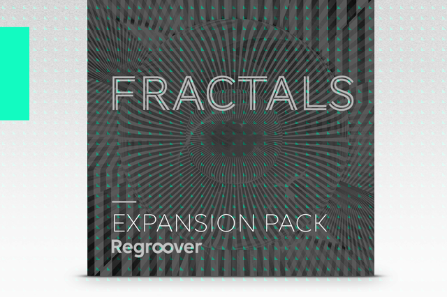 Regroover Expansion Pack: FRACTALS