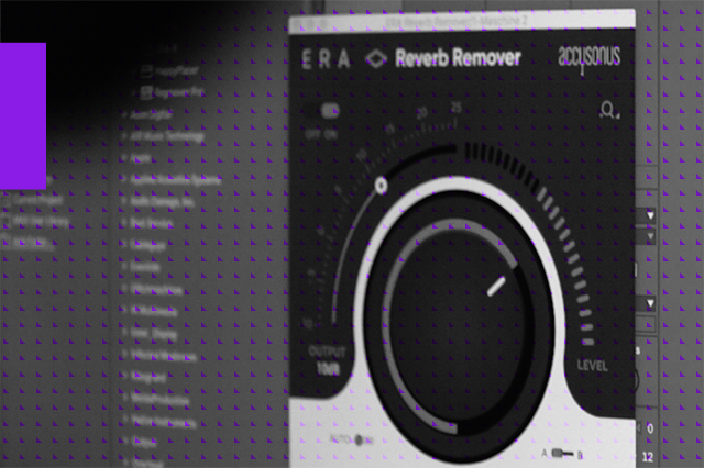 Why removing room echo and excessive reverb is critical for your audio content
