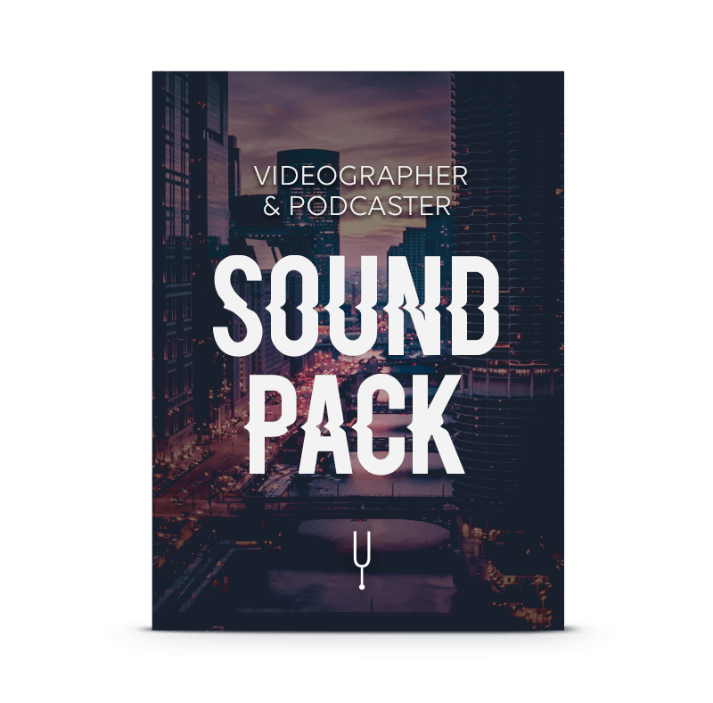 Videographer & Podcaster Sound Pack