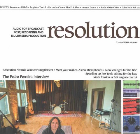 Resolution Magazine - Magazine