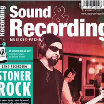 Sound & Recording - Magazine